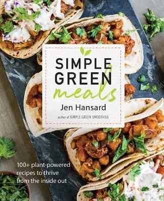 Simple Green Meals by Jen Hansard image