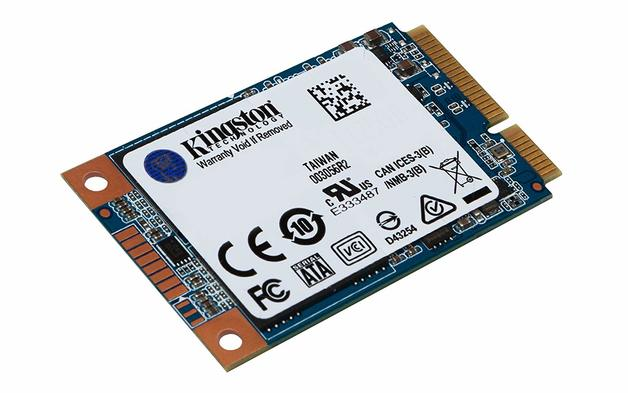 Kingston 240GB SSDNow UV500 mSATA SSD