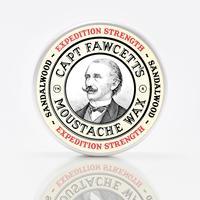 Captain Fawcett Moustache Wax - Expedition Strength (15ml)