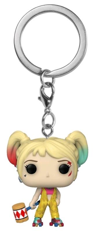 Harley Quinn: Boobytrap - Pocket Pop! Keychain