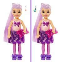 Barbie: Color Reveal Chelsea Doll - Shimmer Series (Blind Box)