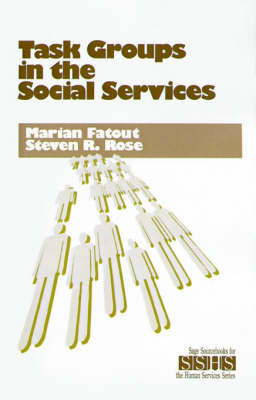 Task Groups in the Social Services by Marian F. Fatout image