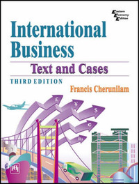 International Business by Francis Cherunilam image