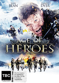 Age of Heroes on DVD