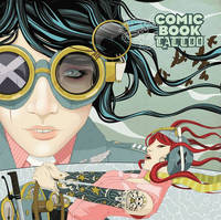 Comic Book Tattoo Tales Inspired by Tori Amos by Colleen Doran