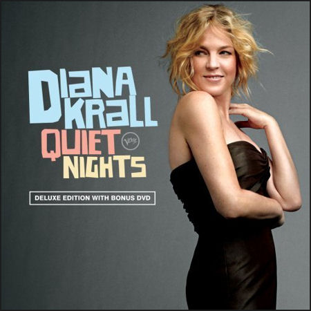 Quiet Nights - Deluxe Edition (CD/DVD) by Diana Krall image