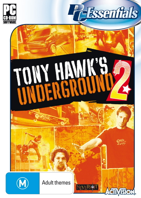 Tony Hawk's Underground 2 for PC Games