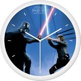 Star Wars - Darth Vader & Luke Wall Clock