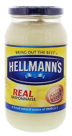 Hellmann's Real Mayonnaise (400g)
