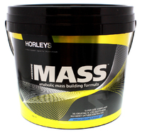 Horleys Awesome Mass - Vanilla Deluxe (3kg)