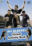 All Black Sticker Activity Book