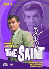 Saint, The - Collection 5 on DVD