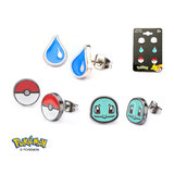 Pokemon Squirtle Earring Set