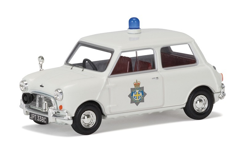 Corgi: 1/43 Mini Cooper S 'Durham Constabulary' Diecast Model image