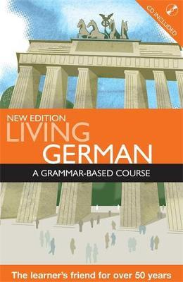 Living German: A Grammar-based Course by Richard Woods Buckley image