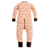 Ergopouch Winter Sleep Suit 2.5Tog 1 Yr Petals image