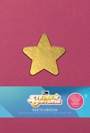 Steven Universe Deluxe Hardcover Blank Sketchbook by Insight Editions