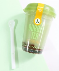 Etude House - Bubble Tea Sleeping Pack Green Tea (100G)