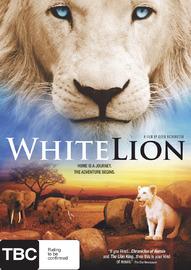 White Lion on DVD