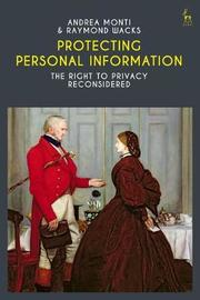 Protecting Personal Information by Andrea Monti