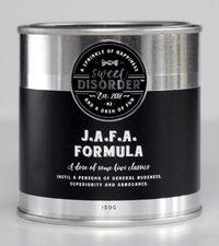 Sweet Disorder: J.A.F.A. Formula (150g)