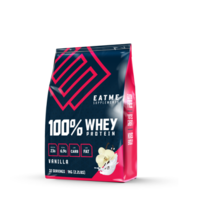 Eat Me Premium Whey Protein - Vanilla (1kg)