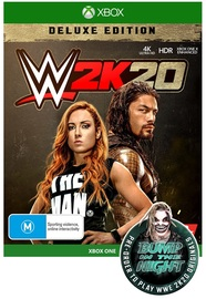 WWE 2K20 Deluxe Edition for Xbox One