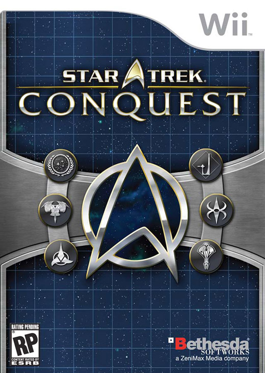 Star Trek: Conquest for Wii image