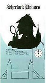 Sherlock Holmes, The Adventures Of - Vol 8   The Sign Of Four, The Eligible Bachelor on DVD