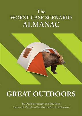 The Worst-case Scenario Almanac: The Great Outdoors by David Borgenicht image