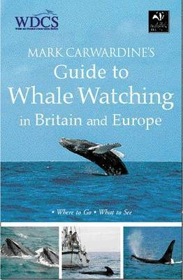 Mark Carwardine's Guide to Whalewatching by Mark Carwardine image