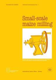 Small-scale Maize Milling by ILO