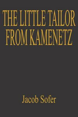 The Little Tailor from Kamenetz by Jacob Sofer image