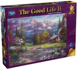 Holdson: 1000 Pce Puzzle - The Good Life S2 Inspiration of Spring Meadow
