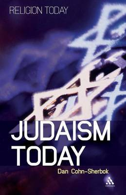 Judaism Today by Dan Cohn-Sherbok image