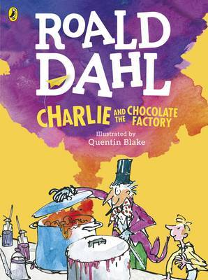 Charlie and the Chocolate Factory (Colour Edition) by Roald Dahl image