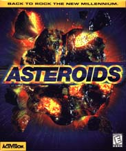 Asteroids for PC Games