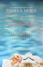 The Social Climber of Davenport Heights by Pamela Morsi image
