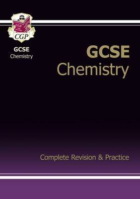 GCSE Chemistry Complete Revision & Practice (A*-G Course) by CGP Books image