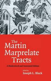 The Martin Marprelate Tracts image