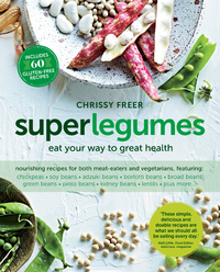 Superlegumes by Chrissy Freer
