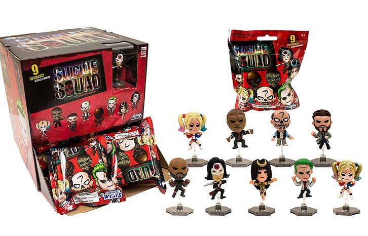 Original Minis: Suicide Squad Mini Figure - Blind Bag image
