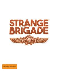 Strange Brigade for PC Games