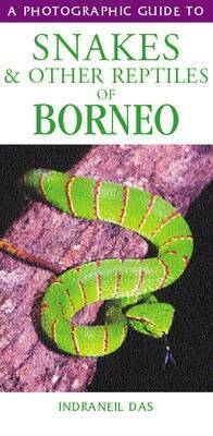 Snakes of Borneo by Indraneil Das image