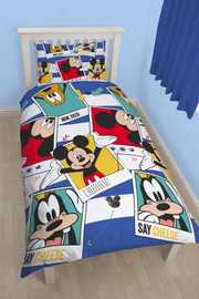 Mickey Mouse Duvet Set - Single