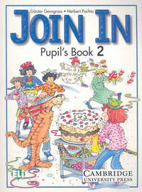 Join In Pupil's Book 2 by Gunter Gerngross image