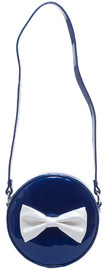 Sourpuss Ship Shape Purse - Navy