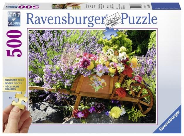 Ravensburger: Summer Bouquet - 500pc Puzzle