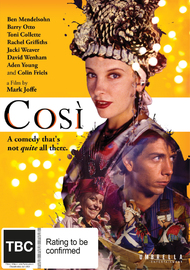 Cosi on DVD