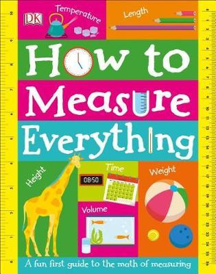 How to Measure Everything by DK image